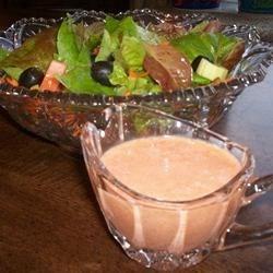 """""""Secret"""" Salad Dressing"""