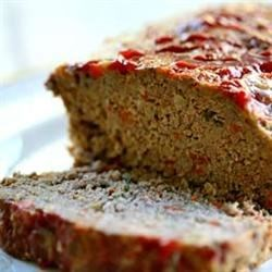 Grammy's Comfort Meatloaf