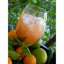 Easy Livin' Punch Recipe - This fruity punch packs one too!