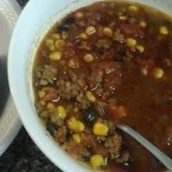 Anna's Taco Soup