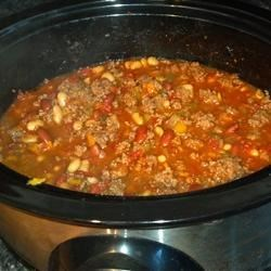Mom's Game Day Chili
