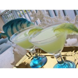 Kamikaze Recipe - This citrusy shooter is made with vodka, triple sec and lime juice.