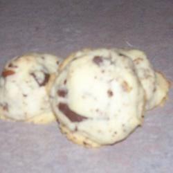 Chocolate Chunk Snowballs