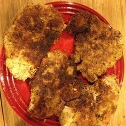 Breaded Pork Tenderloin