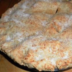 Apple Cheddar Cheese Pie