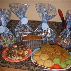Cookies Across America Plates
