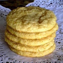 Mississippi Tea Cakes Recipe - Delicious dainty drop cookies made with buttermilk.
