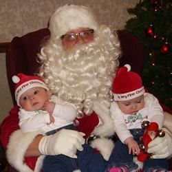 "The Girls and Santa ""2011"""