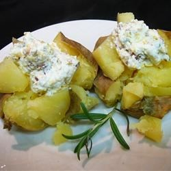 Baked Potato Dip II ~ Recipe Group Selection - 17, Dec. 2011