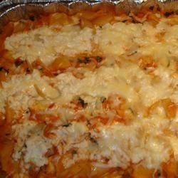 Cheryl's Spinach Cheesy Pasta Casserole Photos - Allrecipes.com