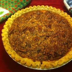 Uncle Josh's Arkansas Pecan Pie