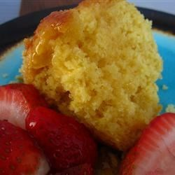 Lemon Apricot Cake Recipe - Light dessert...can double for a breakfast cake.