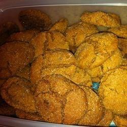 Grandma's Gingersnap Cookies - Debby's version