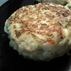 "Clean Eating Tilapia ""Crab"" Cakes"