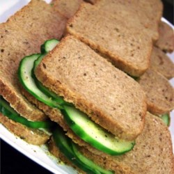 Cucumber Favorites Recipe - These cucumber favorites are so easy, and a big favorite at our family get-togethers.