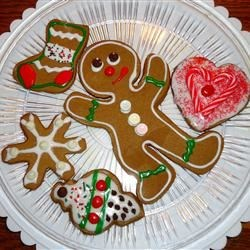 Grandma's Secret Gingerbread Cookie Recipe