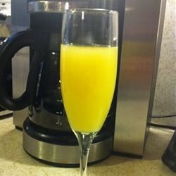 New Year's Eve Mimosa