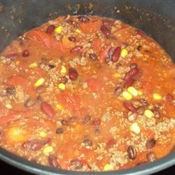 Spicy Taco Soup Without A Mix