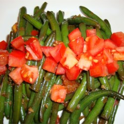Stir-Fry Spicy Green Beans