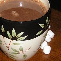 Drew's World Famous Triple Rush Hot Chocolate