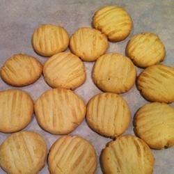 Norwegian Butter Cookies