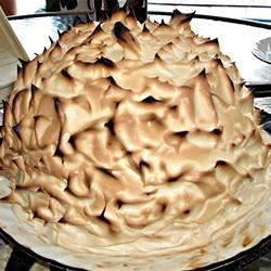 Baked Alaska Recipe - Baked Alaska is a great, classic dessert  with vanilla ice cream and easy to make as well thanks to this recipe.