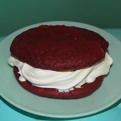 Dawn's Easy Red Velvet Sandwich Cookies Photos - Allrecipes.com