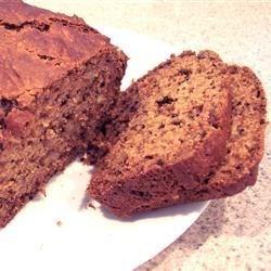 Applesauce Loaf Cake