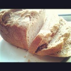 organic honey wheat bread
