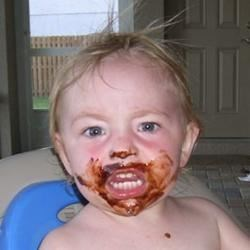 Mmmm...chocolate!