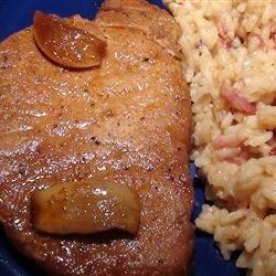 Korean Slow Cooker Pork Chops