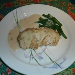 My Chicken Cordon Bleu