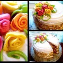 Carrot Cake III Happy birthday to me!