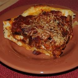 Chicago-Style Deep-Dish Pizza recipe from America's Test Kitchen