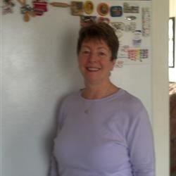 Diane in the Kitchen