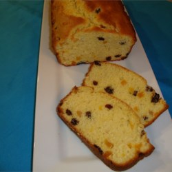 Orange Apricot Loaf Recipe - A great loaf to warm you up on a cold, rainy day. It's bursting with apricot and orange flavor and sure to put a pleasant smell in the air when it's baked.