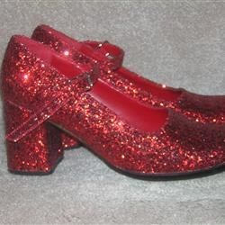 The Ruby Slippers of a Kansas Girl