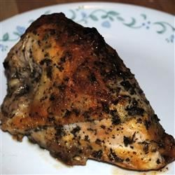 Tasty Bake Chicken Recipe - Italian salad dressing mix provides the perfect seasoning blend for baked chicken.