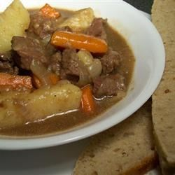 Raven's Beef Stew Recipe - This classic beef stew is hearty and flavorful. Serve it with some crusty French bread to soak up all that wonderful soup.