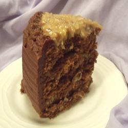 Willard Family German Chocolate Cake