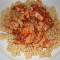 Chicken Pasta II