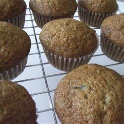 Zucchini Multigrain Muffins