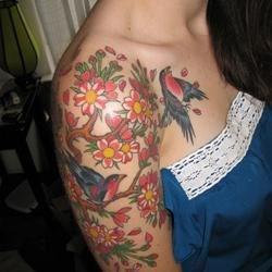 Adrian Lee Tattoo