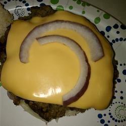 Aaron's Missouri Burger