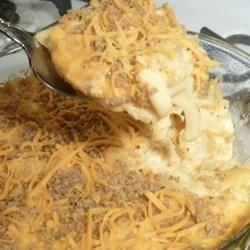 Down Home Macaroni and Cheese