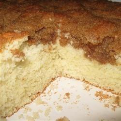 Favorite Coffee Cake