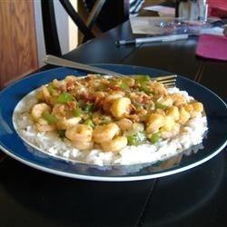 Charleston shrimp and gravy!