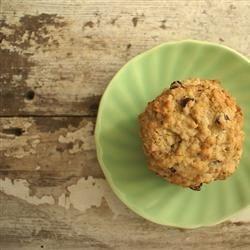 Oat-Bran Chocolate Chip Cookies