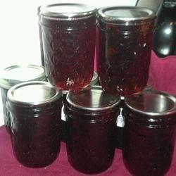 Grape Jelly Recipe - This is a short and simple grape jelly recipe.