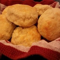 High Altitude J.P.'s Big Daddy Biscuits